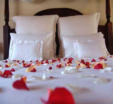image مدل های زیبای تزیین اتاق خواب تازه عروس