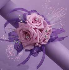 image, مدل های جدید طراحی دسته گل عروس به شکل بازوبند