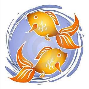 image آموزش تصویری تزیین تنگ ماهی سفره هفت سین