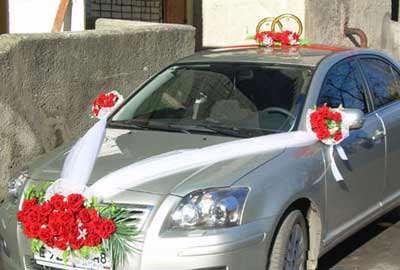 image مدل های جدید تزیین ماشین عروس برای زوج های ایرانی