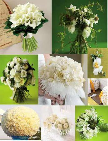 image جدیدترین مدل های دسته گل برای عروس