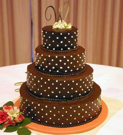 image مدل های جدید و شیک کیک های عروسی