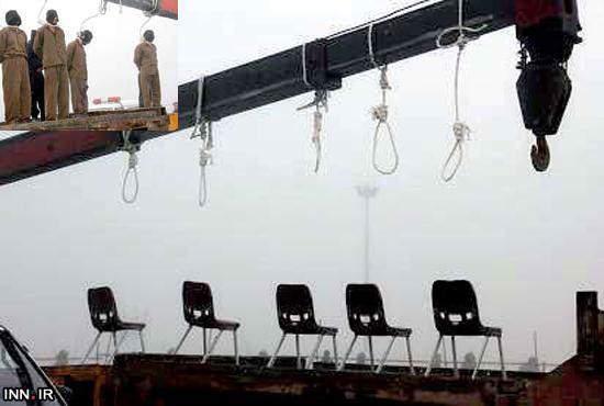 image عکس های اعدام زورگیران دی ماه ۱۳۹۱