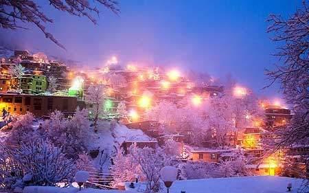 image عکس های زیبای شهر ماسوله در فصل زمستان