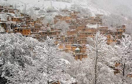 عکس, عکس های زیبای شهر ماسوله در فصل زمستان