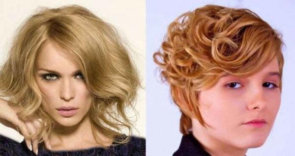 image مدل های جدید مو زنانه برای عید