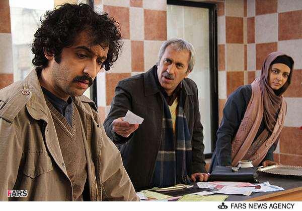 image, ساعت و شبکه بخش سریال مهر آباد