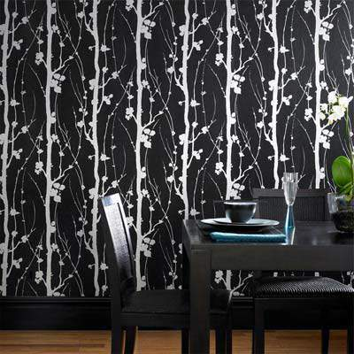 image, مدل های ۲۰۱۳ کاغذ دیواری های شیک برای طراحی خانه