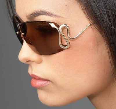 image مدل های  عینک آفتای برای خانم ها