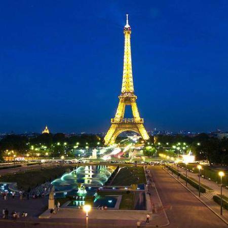image سفر مجازی به پاریس همراه با عکس های دیدنی