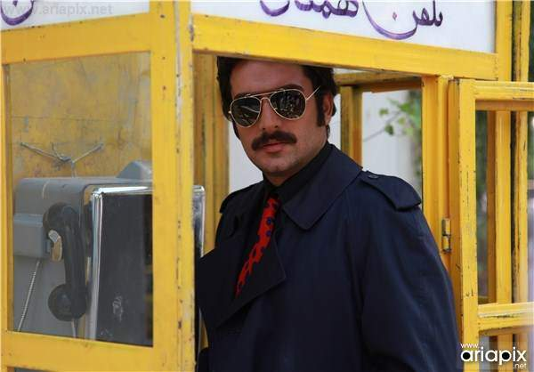 image عکس های سریال زیبای پروانه مخصوص دهه فجر ۹۱