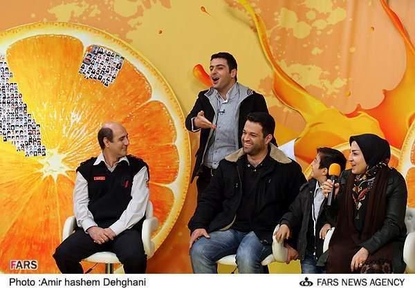 عکس, گزارش تصویری از برنامه ویتامین 3 شبکه سه سیما