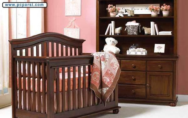 image ایده های جدید در طراحی اتاق خواب نوزاد و کودک