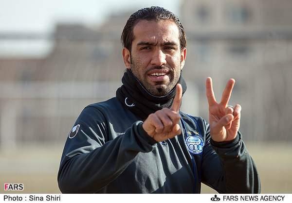 image گزارش تصویری از تمرینات تیم استقلال برای آمادگی در دربی ۷۶