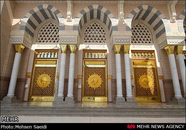 image عکس های زیبا و دیدنی از شهر مقدس مدینه عربستان