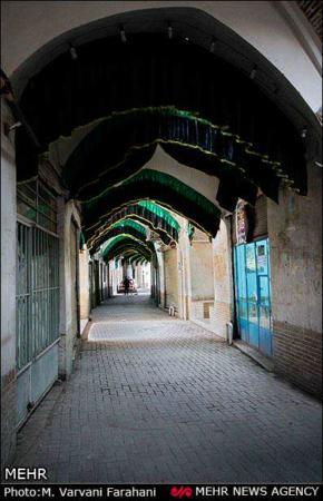 image گالری تصویری دیدنی برای علاقمندان بازار سنتی شهر کاشان