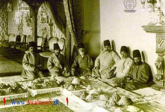 image عکس های قدیمی و جالب از شاهزادگان قاجار