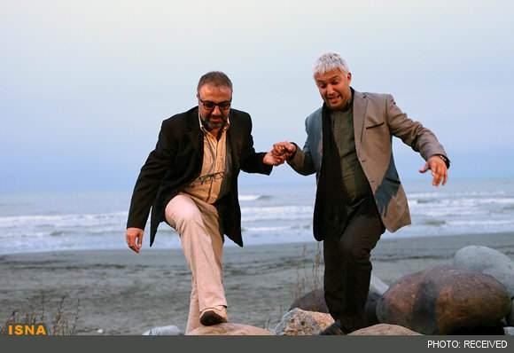 image عکس های حامد بهداد رضا عطاران در فیلم چه خوبه که برگشتی دی