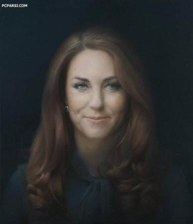 image, عکس های تابلوی گراقیمت کیت مدیلتون عروس ملکه بریتانیا