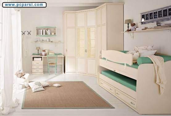 عکس, ایده های جدید در طراحی اتاق خواب نوزاد و کودک