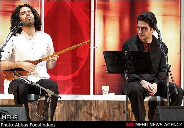 image گزارش تصویری از کنسرت استاد شجریان در اصفهان