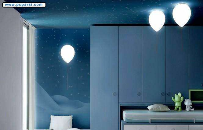 image, ایده های جدید در طراحی اتاق خواب نوزاد و کودک