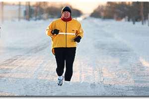 image چطور در زمستان روی یخ و برف مطمئن راه برویم