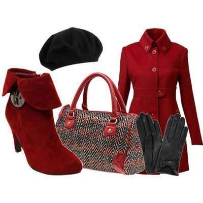 image مجموعه لباس های زنانه زمستانی جدید