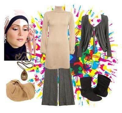 image مجموعه لباس های زنانه زمستانی جدید ۱۳۹۲