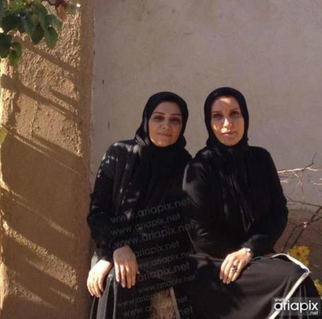 image تصاویر زیبا از پشت صحنه سریال یلدا