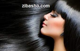 image ترفند های داشتن موهایی زیبا و براق