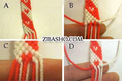 image, بافت دستبند دوستی مناسب برای تقدیم به عزیزان و دوستان