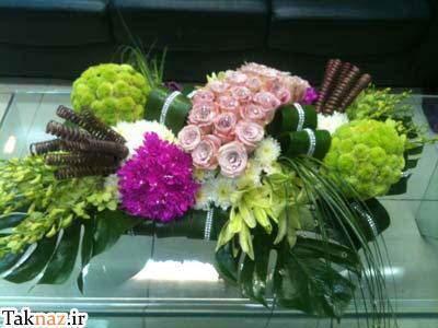 image مدل های جدید دسته گل برای عروس های خوش سلیقه