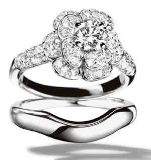 image, زیباترین حلقه های ازدواج برای عروس و داماد های جوان
