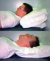 image مفید ترین ورزش ها همراه با عکس برای گردن درد
