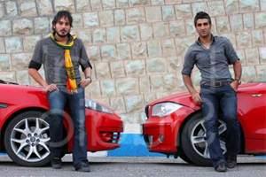image عکس های پژمان جمشیدی در سریال طنز نوروز