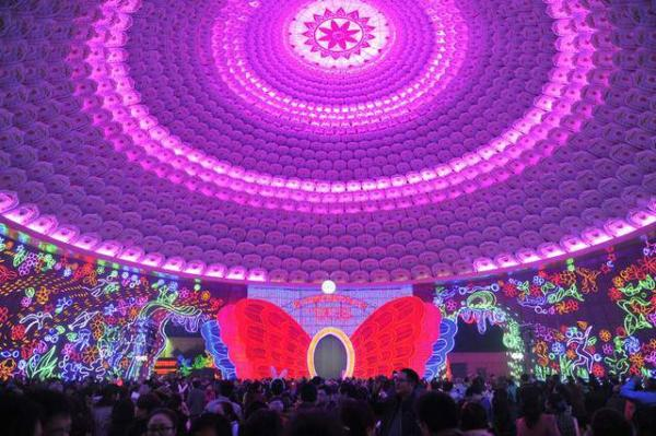 image فستیوال بین المللی فانوس در چین