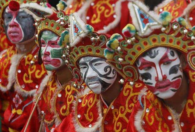 image جشن های سال نو چینی در تایلند