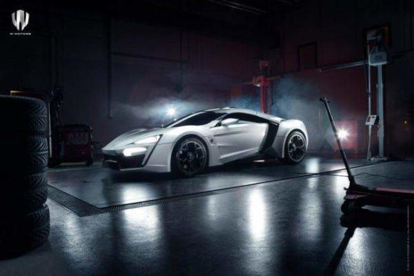 image عکس های LykanHypersport گران ترین ماشین جهان