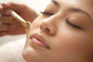 عکس, آموزش تهیه ماسک های گیاهی برای پوست کدر و خشک