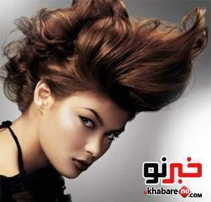 image خانم ها چطور موهای پرپشت و زیبا داشته باشند