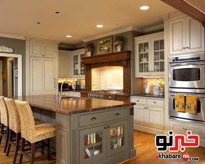 image, مدل های جدید کابینت شیک و مدرن برای آشپزخانه