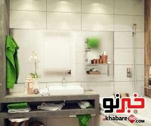 image مدل های جدید طراحی و دکور حمام