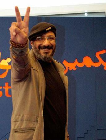 image گزارش تصویری از هنرمندان مرد جشنواره فجر ۹۱