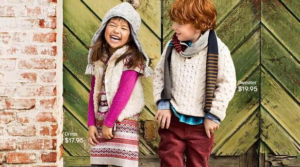 image لباس های زمستانی شیک مخصوص پسر بچه و دختر بچه ها