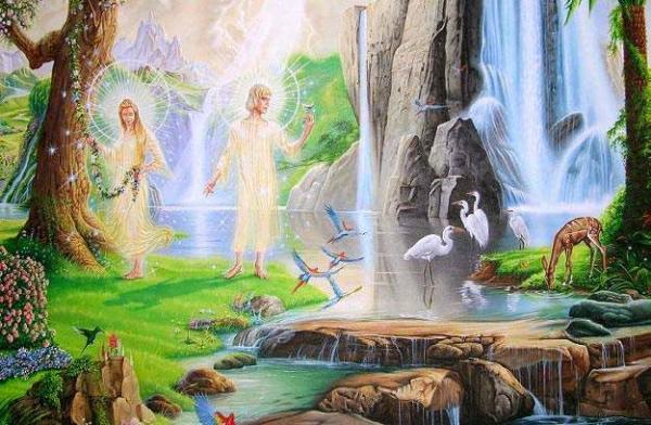 image, آیا ازدواج فرزندان آدم و حوا با یکدیگر حرام نبوده است