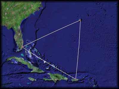 image کشف شدن راز مثلث برمودا با استفاده از کبوترهای نامه بر