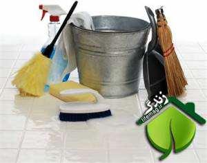 image مواد پاک کننده خانگی چه ضررهایی برای کودکان دارند
