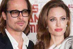 image خبر و عکس های ازدواج رسمی براد پیت با آنجلینا جولی