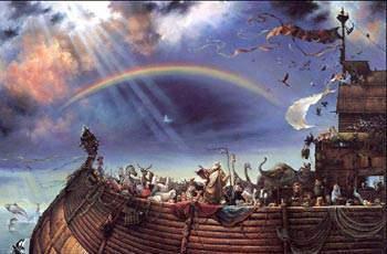 image یک تحقیق کامل با منابع درباره حضرت نوح علیه السلام